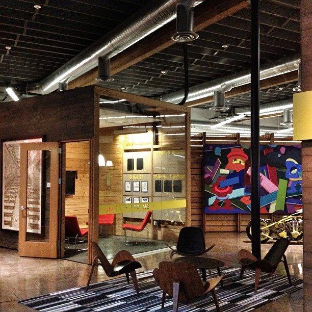 414 best wacky workplaces images on pinterest design - Interior design jobs in austin tx ...
