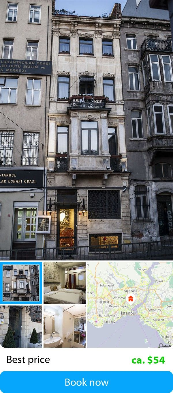 Peradays (Stambuł, Turcja) – Dokonaj rezerwacji w tym hotelu w najniższej cenie poprze sefibo.