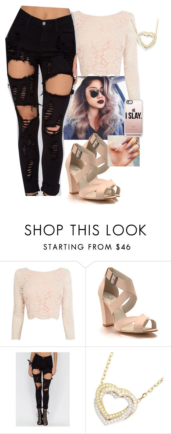 """""""Untitled #204"""" by itschristineofficial ❤ liked on Polyvore featuring Coast, Shoes of Prey, Cartier and Casetify"""