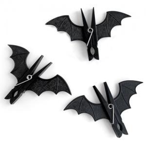 Pinzas para la ropa Murciélago :: para el Hogar :: Regalos Originales :: Regalos Originales - Tienda online de regalos - Regatron.es