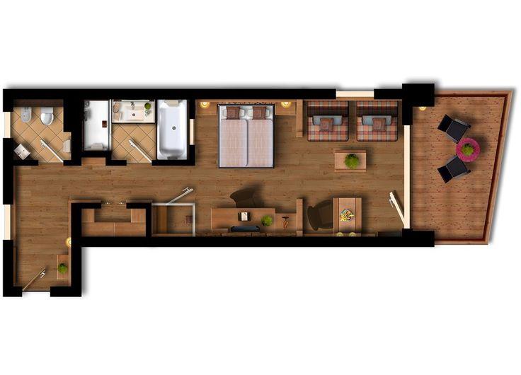 Spa Suite   Hotel Albion ****S In Val Gardena