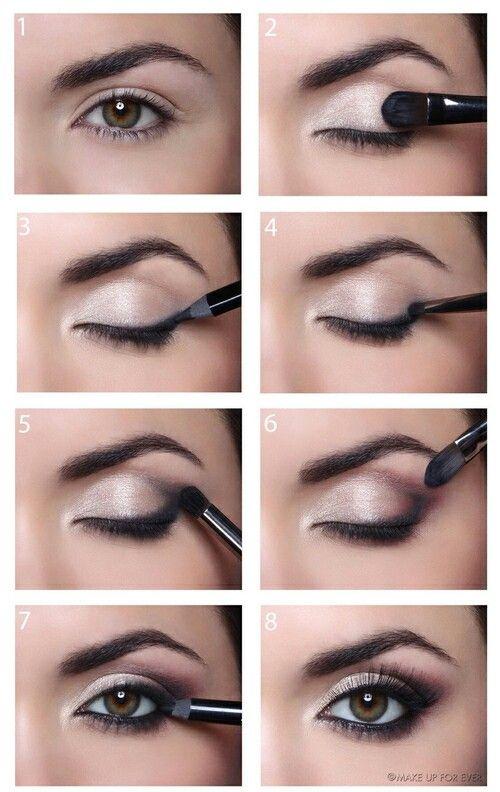 Great makeup tutorial