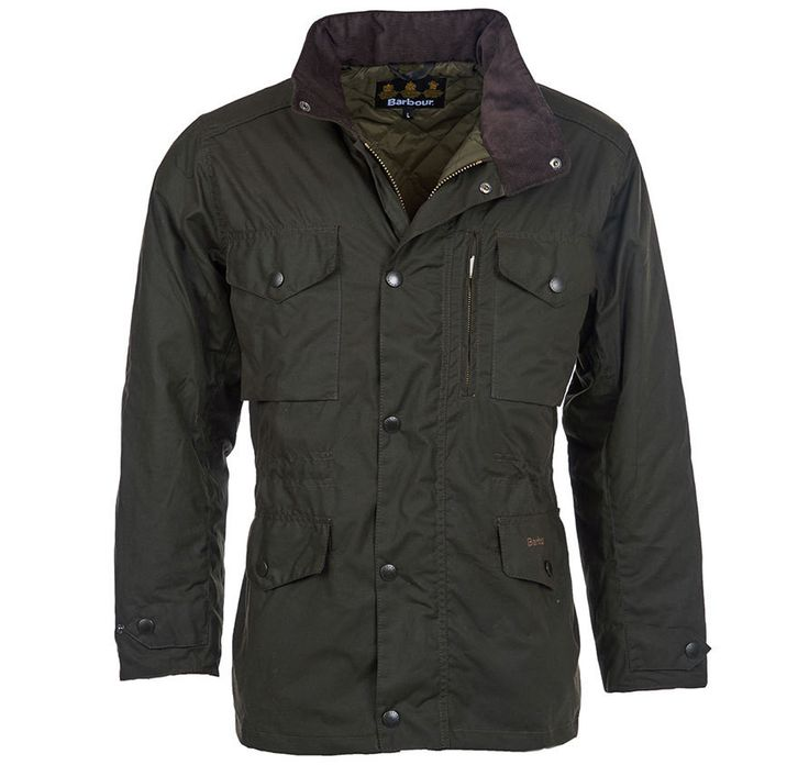 Barbour | Sapper Wax Jacket