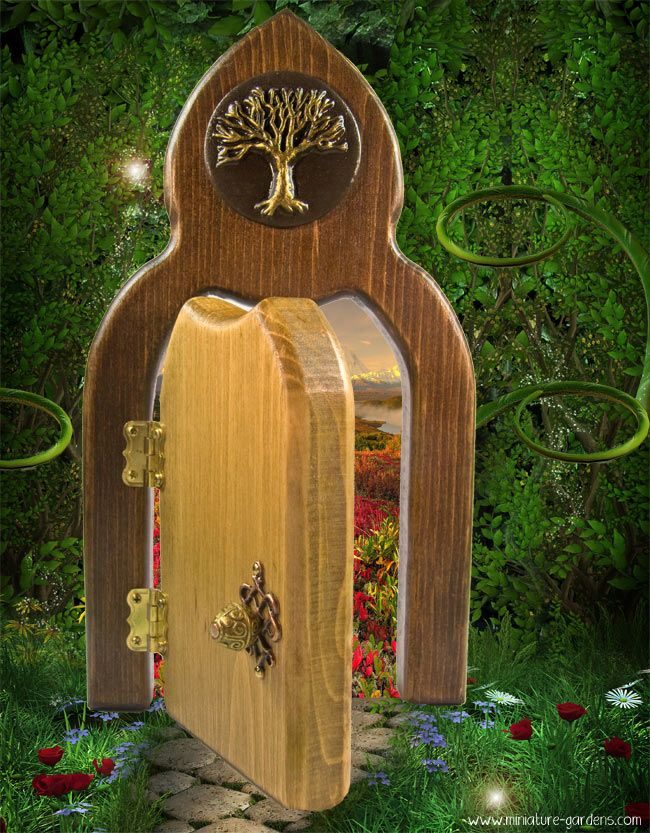 164 best images about fairy things on pinterest gardens for Fairy doors images