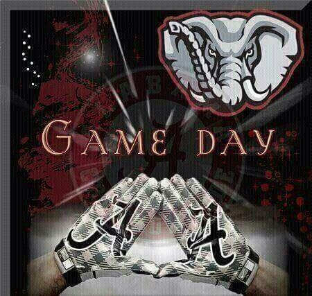 Game Day Alabama Football