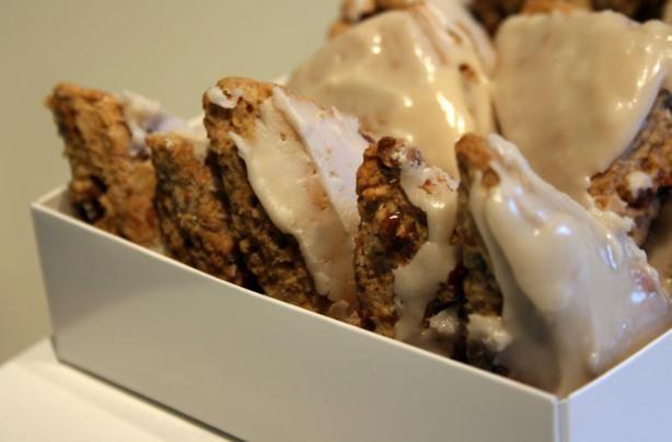 Starbucks Maple Oat Nut Scones - Make your favorite Restaurant ...