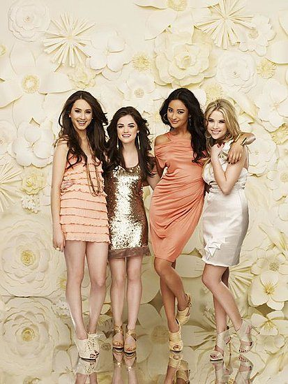 Steal Her Style: Get The Pretty Little Liars Hairstyles At Home