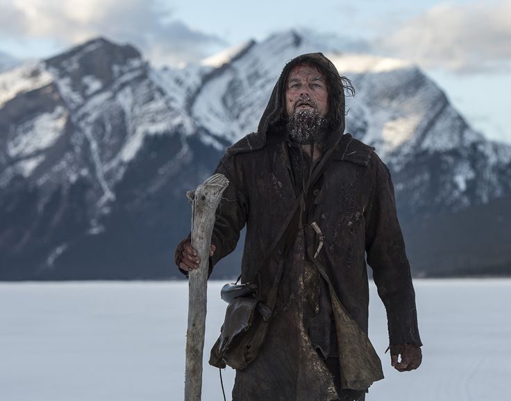 Kimberley French's stills from the set of The Revenant
