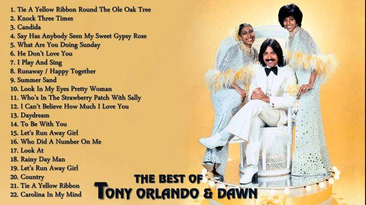 Tony Orlando & Dawn's Greatest Hits   The Best Of Tony Orlando & Dawn