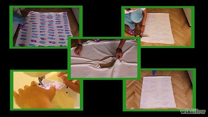 Imagem intitulada Make a Circle Skirt Step 1
