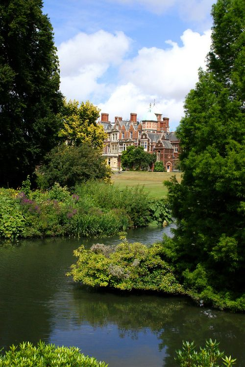 Sandringham House & Gardens, Norfolk, England
