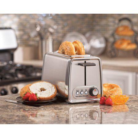 Hamilton Beach Modern Toaster , Model# 22781, Silver