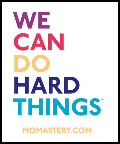 I'm ADDICTED to this blog.  I read it and talk about it and quote it and share it.  It's like MUSIC to me. If I'm sad or mad or off lately, I read it.    www.momastery.com