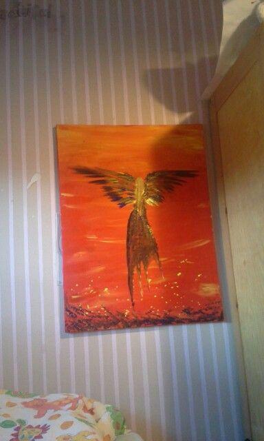 Iris Hommels - schilder ideeën  Pinterest - Irissen