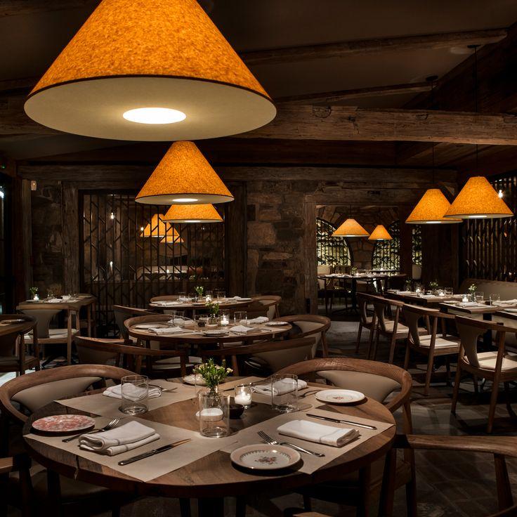 Decorating Ideas Inspired By Jean Georgesu0027 Newest Restaurant