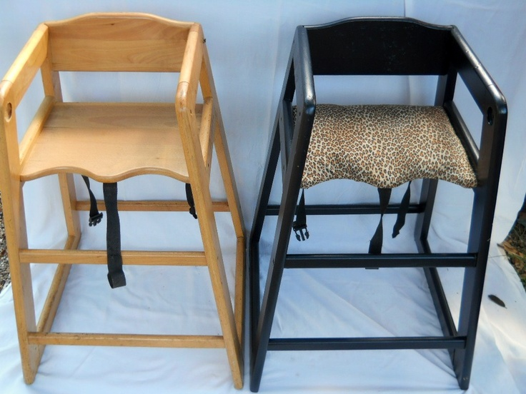 high chair goes from nothing to something   before & after: Folding Chairs, High Chairs