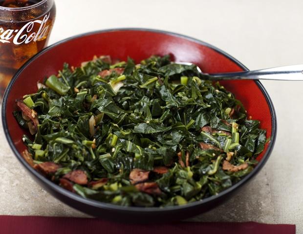 Southern Style Collard Greens | Recipes | Pinterest