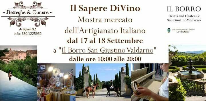 Botteghe e dimore. Il Borro, relais e chateaux. San Giustino in valdarno. 17-18 settembre 2016  Mariagioia Maffucci, creazioni in  ceramica.