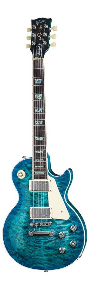 Gibson.com: Les Paul Standard Premium Quilt 2015