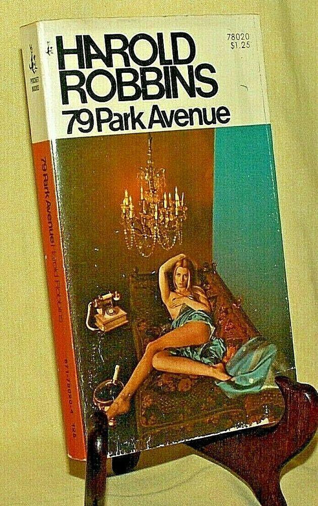 79 Park Avenue Book