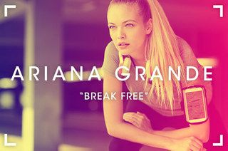 Break Free, de Ariana Grande