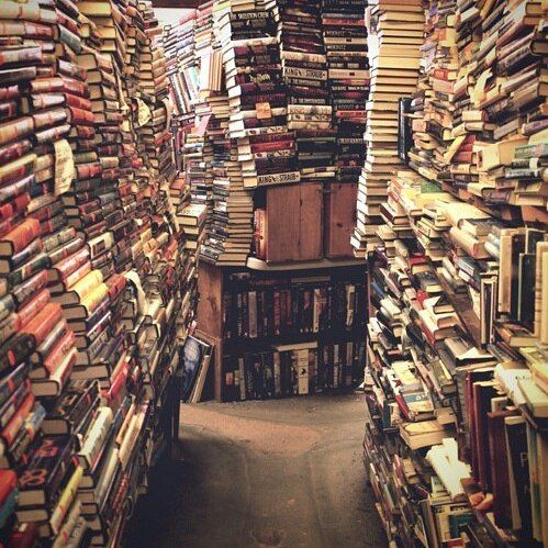 Between the #books