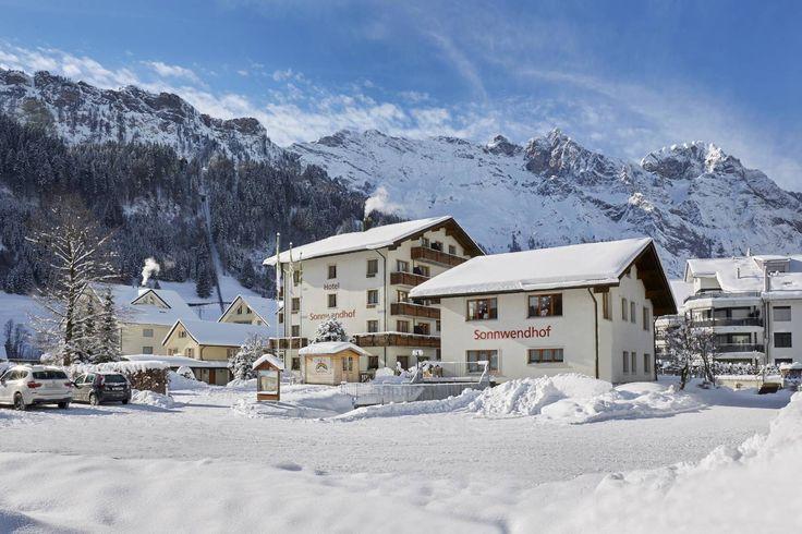H+ Hotel Sonnwendhof Engelberg entdecken - Offizielle Website