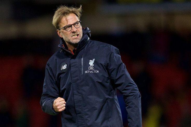"Jurgen Klopp hails Emre Can's ""fantastic goal"" as Liverpool seal 1-0 win over Watford"