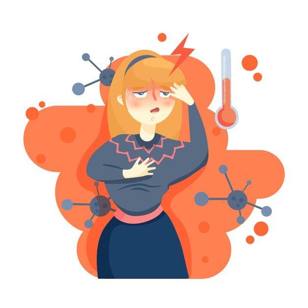 Illustrazione Con Persona Con Tema Fredd Free Vector Freepik Freevector Mondo Salute Illustrazione Globale Nel 2020 Illustrazione Tema Persona