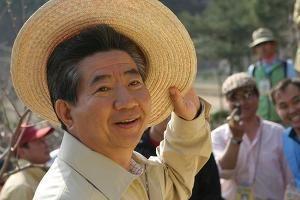 내 글에 달아주셨던 고 노무현 전 대통령의 댓글 http://BL0G.kr/91