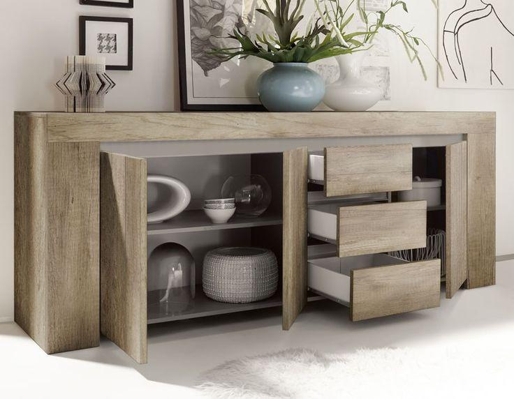 les 66 meilleures images du tableau buffet contemporain sur pinterest. Black Bedroom Furniture Sets. Home Design Ideas