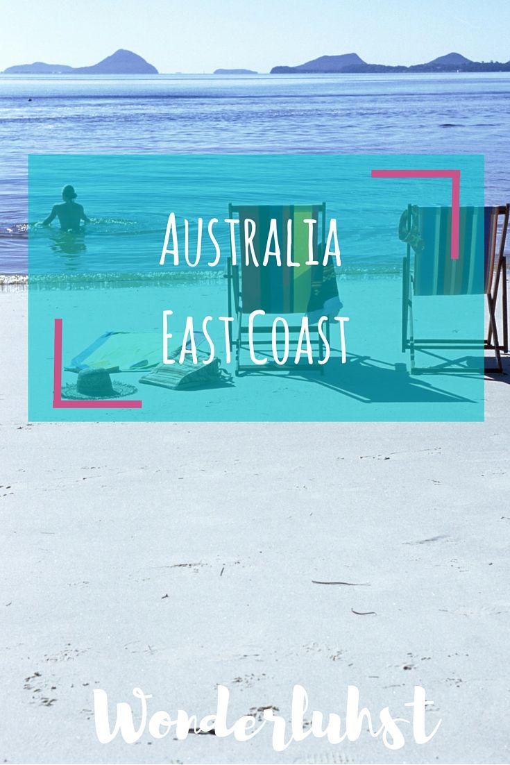 Australia East Coast - by http://wonderluhst.net