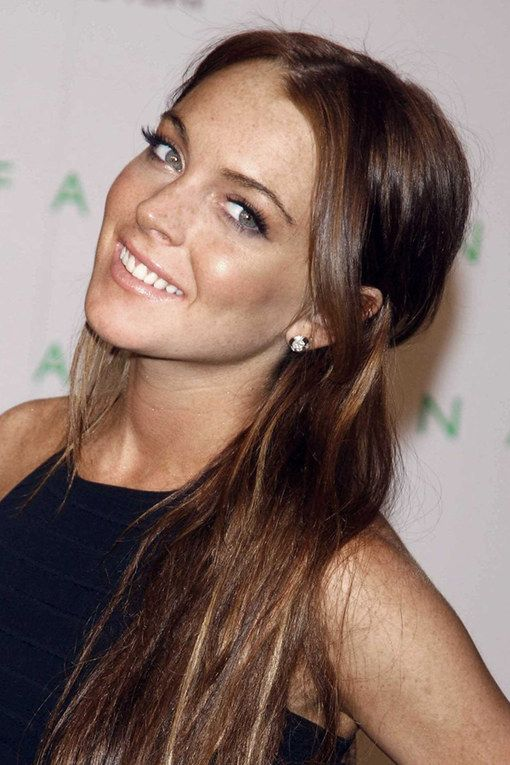 Lindsay Lohan Pictures World Music Awards 2006 - Show -