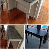 Wow a fab make over using Blake & Taylor Chalk Furniture Paint!
