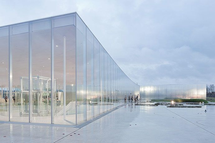 Iwan Baan on Light and the Louvre Lens