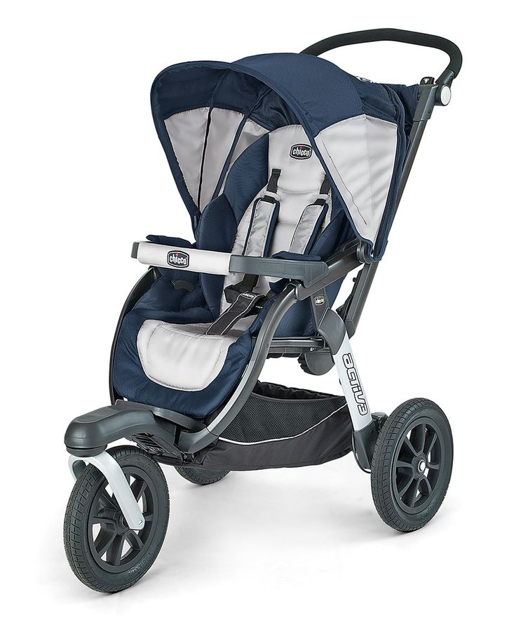 This Equinox Chicco ACTIV3™ Stroller by Chicco is perfect