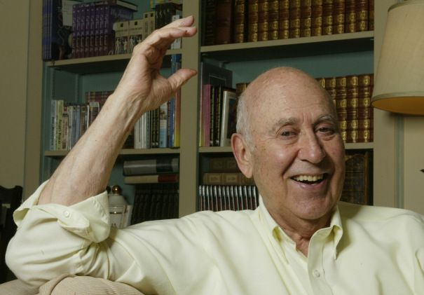Carl Reiner To Justice Anthony Kennedy: Keep On Judging