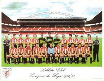 Athletic 82-83