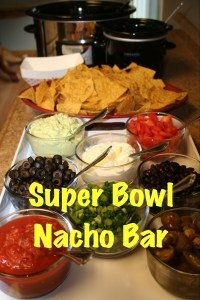 late-night nacho bar? could also do brekkie taco bar