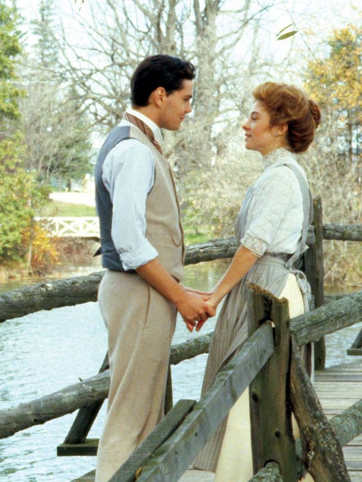 """""""I don't want any sunbursts or marble halls. I just want you."""" – Anne Shirley (Anne: The Sequel)"""