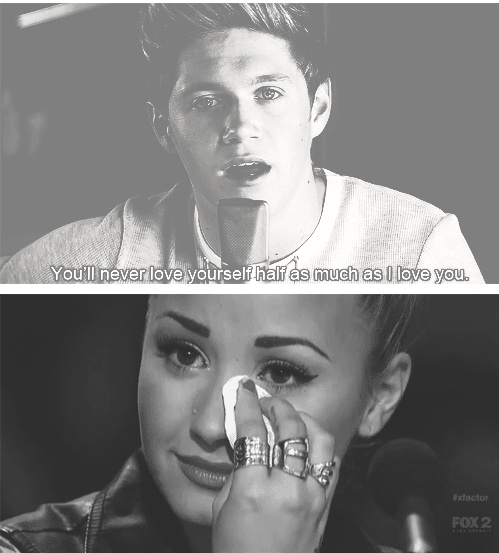 """Demi Lovato & Niall Horan!<3 Ok Directioners be honest! What do you think of Nemi/Diall?!(: I love Demi & I love Niall & as a couple I can see it. There be cute together. His crush is her & she sees him as a friend. """"Classic love story."""" Lol. But what do yoU think about them?!(: <3 #IShipNemi"""