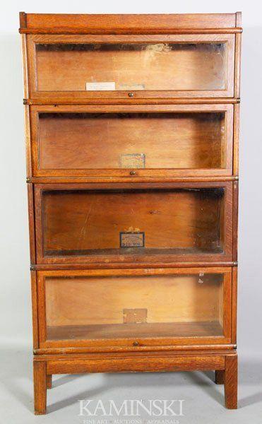 globe wernicke bookcase parts