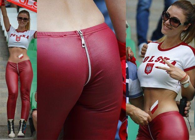 """Nowa """"Miss Euro"""" z suwakiem na pupie. #miss_euro #euro2016 http://dodawisko.pl/8930-nowa-miss-euro-z-suwakiem-na-pupie.html"""