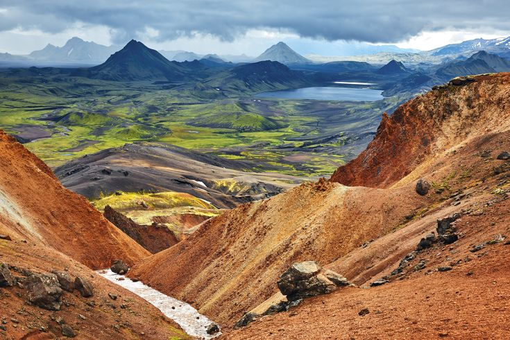 Only about 2 percent of Iceland is now forested, down from as much as 40 percent before Vikings arrived.