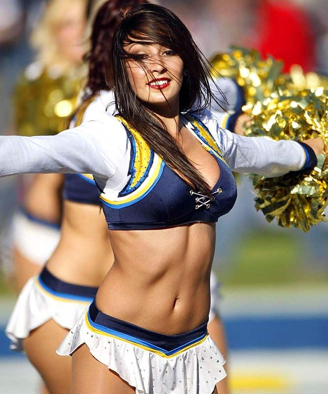 Hottest Cheerleaders Nude