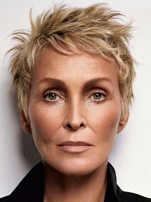 20 Short Haircuts For Over 60 | http://www.short-haircut.com/20-short-haircuts-for-over-60.html