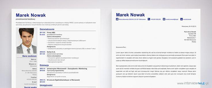 Wejdź na #InterviewMe i stwórz nowoczesne #CV lub list motywacyjny w 15 minut…