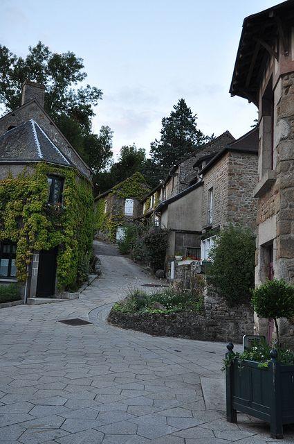 Basse-Normandie, Orne, Saint-Céneri-le-Gérei