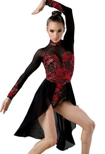 Flocked Metallic Dress | Weissman®