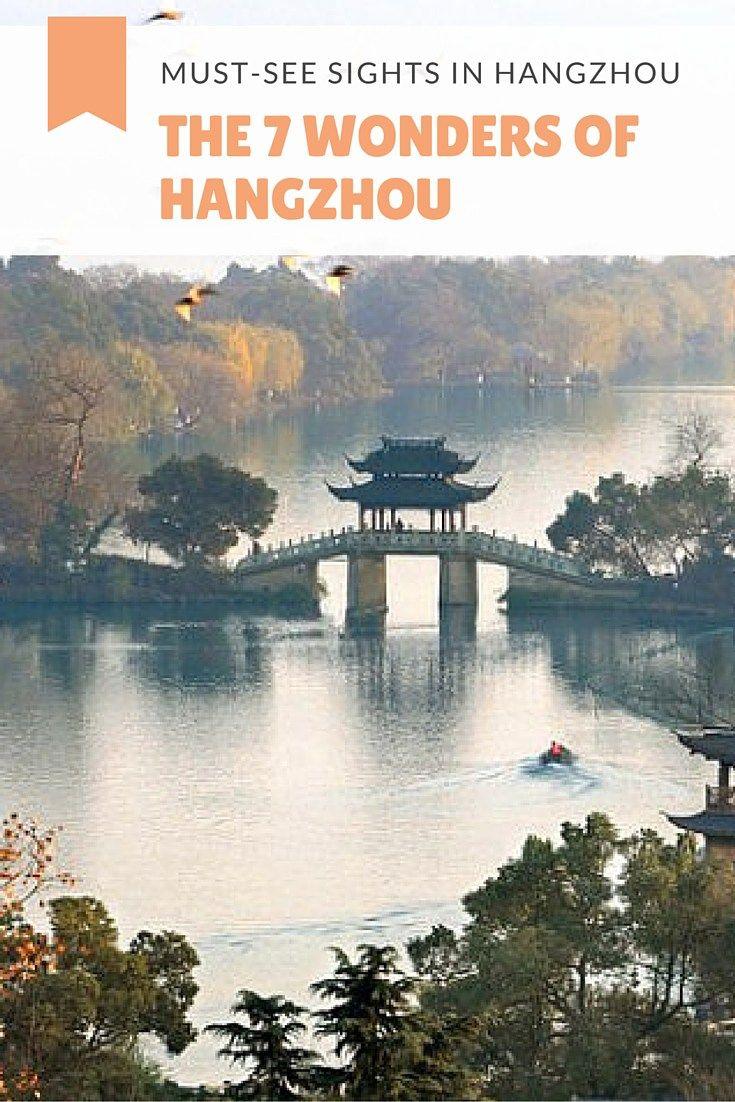 The 7 Wonders of Hangzhou